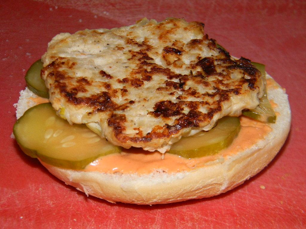 Котлеты для гамбургеров рецепт с фото