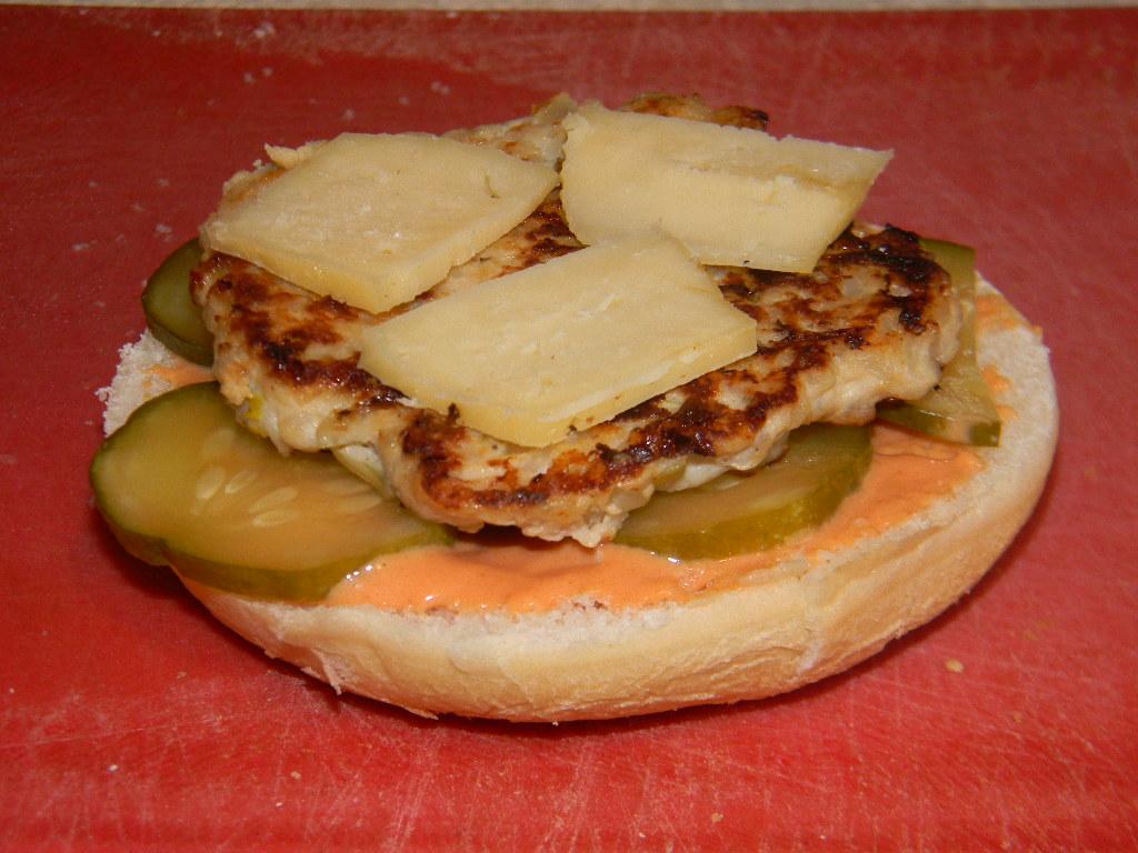 Рецепты с пошагово гамбургер