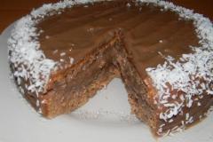 Шоколадный торт в мультиварке
