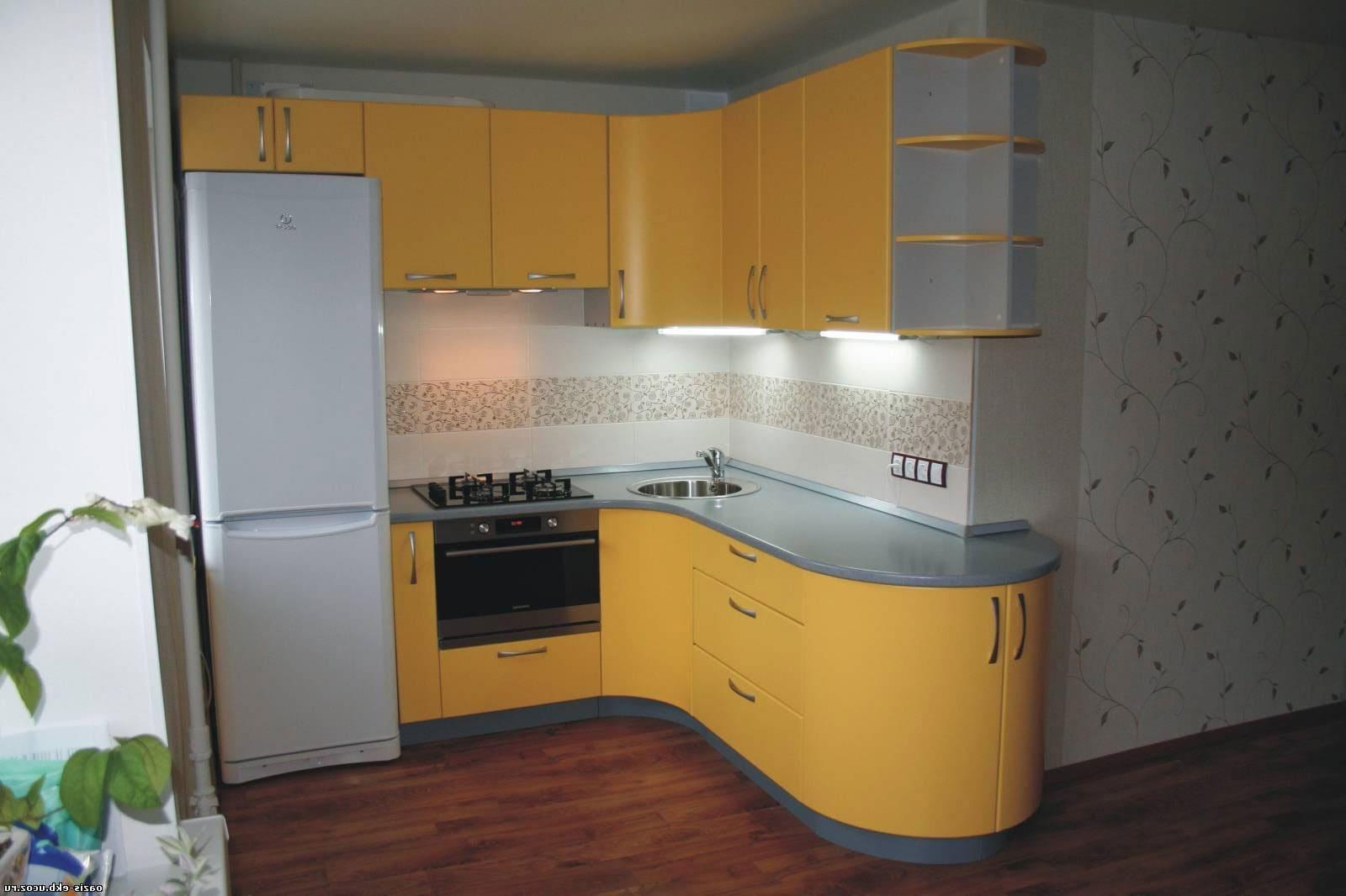 Фото дизайн маленького кухонного гарнитура
