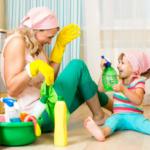 Домашние чистящие средства (экоочистители)