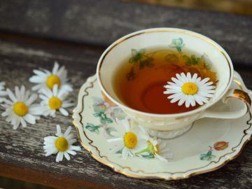 Чай с добавками