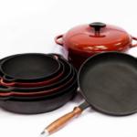 Чугунная посуда: преимущества и недостатки