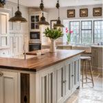Кухонная столешница в интерьере своими руками: красиво и практично