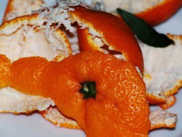 Отходы овощей и фруктов