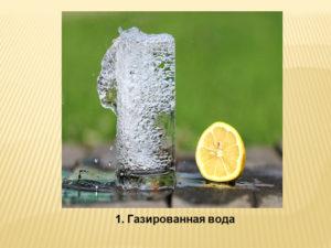 Дополнительные компоненты к блинам на воде