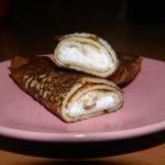 Блины с творогом: пошаговый рецепт с фото