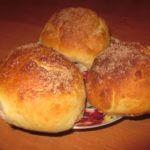 Пышные булочки: рецепт вкусных булочек на молоке из дрожжевого теста в духовке