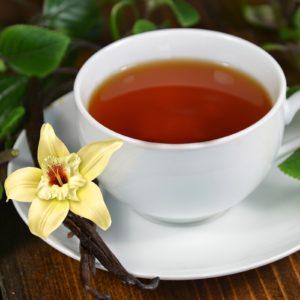 Чай с ванилью