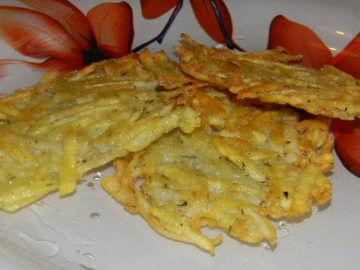 Картофельные драники без муки