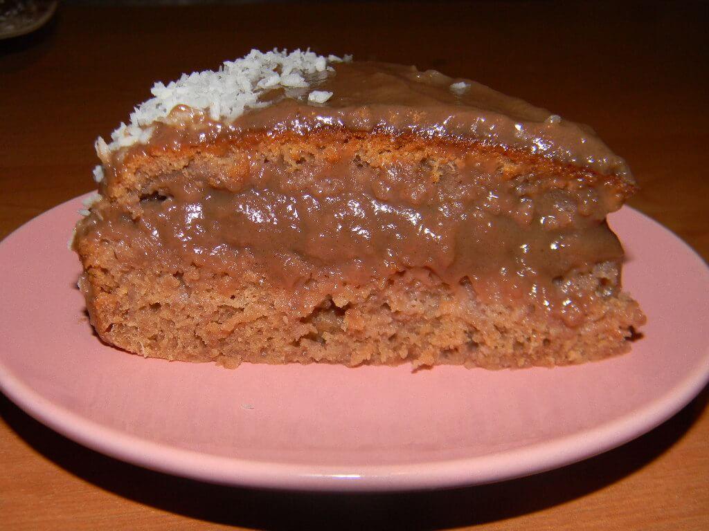 Торт простой в мультиварке пошаговый рецепт с фото