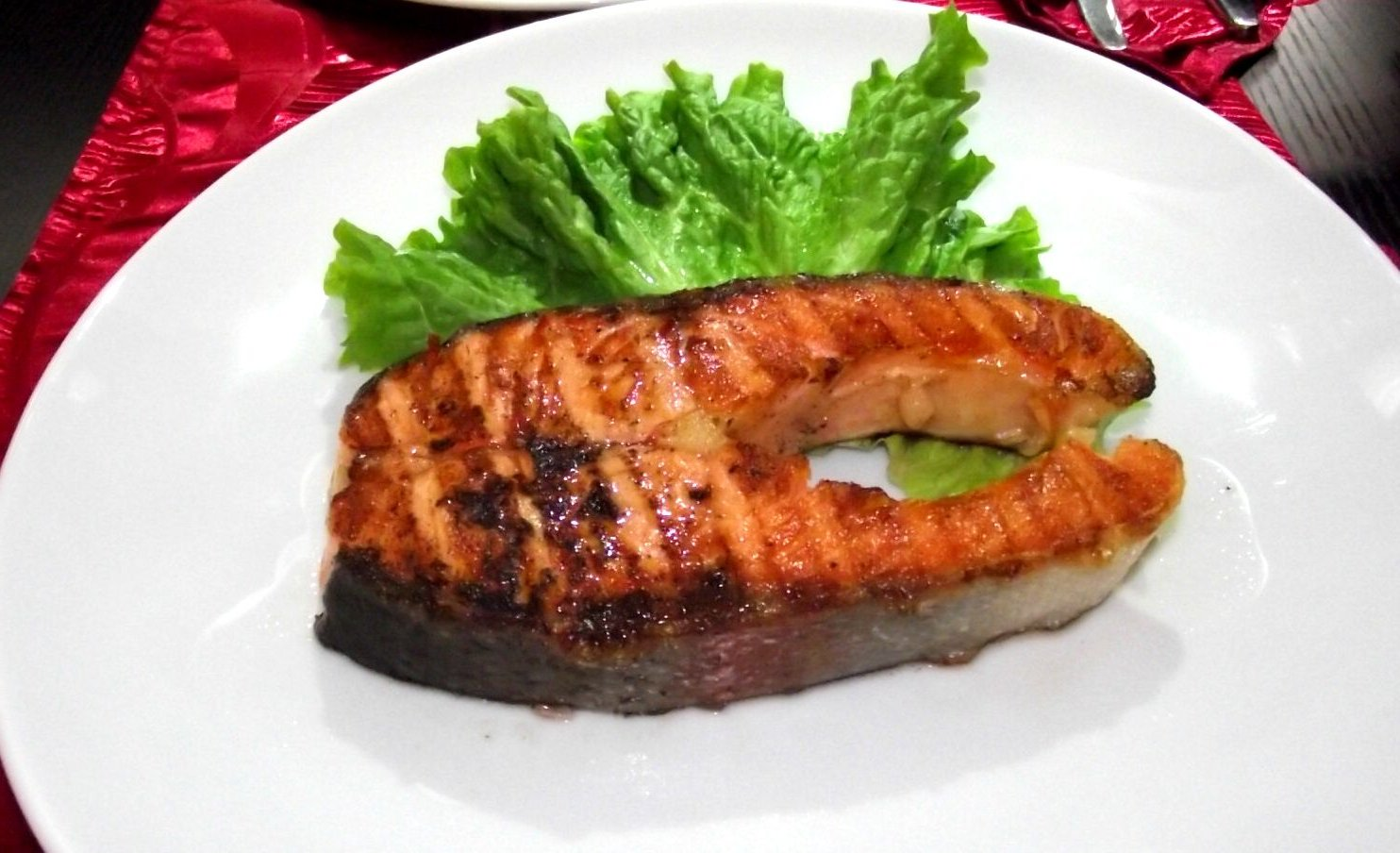 Шашлык из рыбы