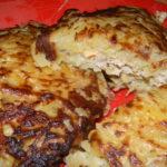 Белорусские колдуны из картофеля с фаршем — пошаговый рецепт с фото