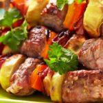Рецепты вкусных и простых шашлыков из различных продуктов