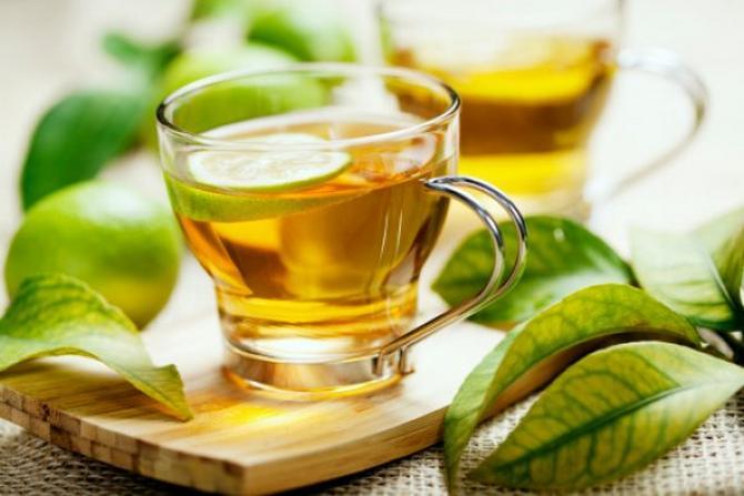 Чай из листьев мушмулы