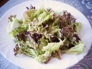 моем салат