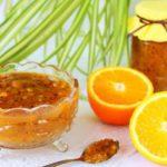 Варенье из крыжовника с апельсином на зиму