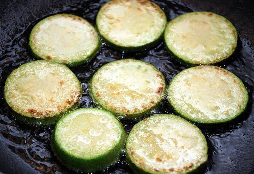 решили приобрести жареные кабачки на сковороде рецепт с фото вот
