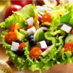Греческий салат — 4 классических пошаговых рецепта с фото