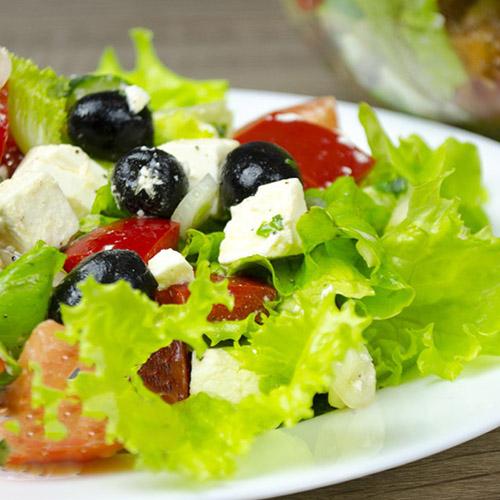 Заправка греческий салат рецепт с