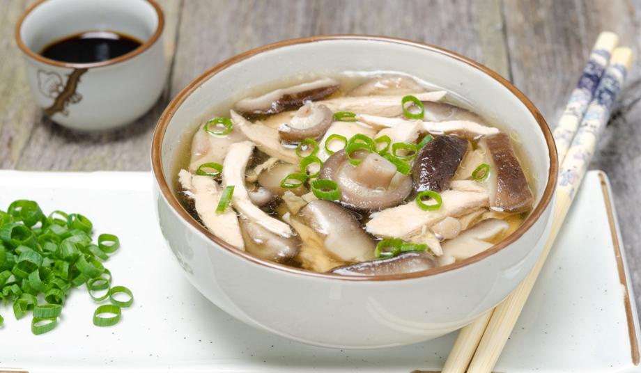 shiitake-sup