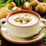 Грибной суп из замороженных грибов пошаговые рецепты с фото