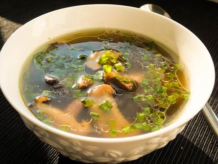 sup-s-shiitaki