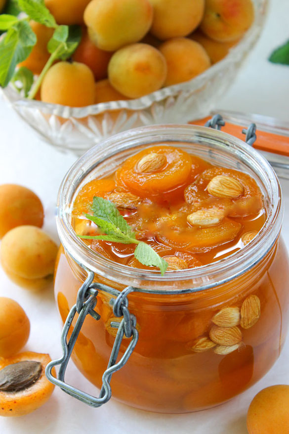 Королевское варенье из абрикосов