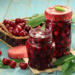 Компот из вишни на зиму — простые рецепты без стерилизации