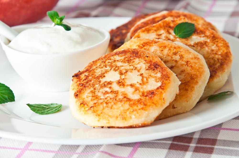 Классические сырники из творога - пошаговые рецепты с фото