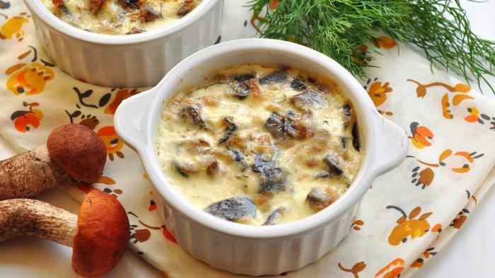 жульен с курицей и грибами рецепт со сметаной