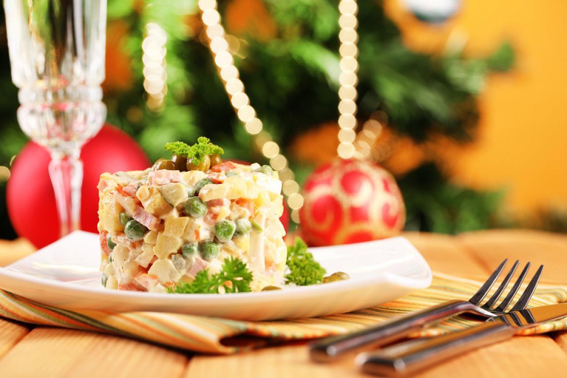 Еда на новый год рецепты с
