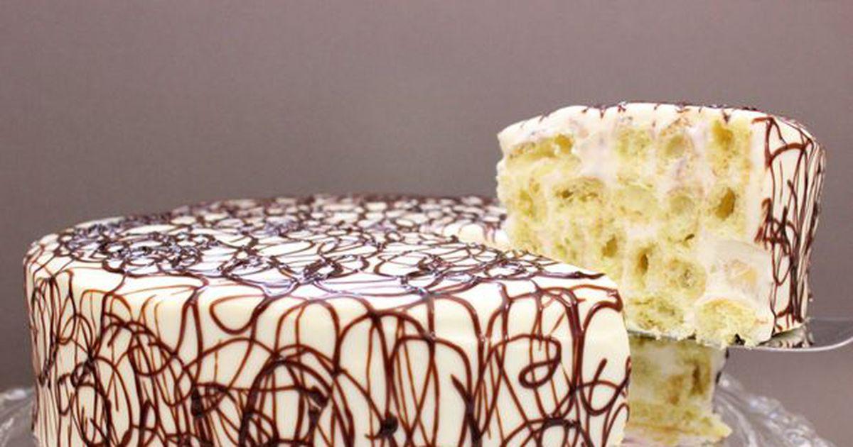 Торт; Дамские пальчики; три пошаговых рецепта в домашних условиях