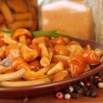Опята маринованные на зиму — вкусные пошаговые рецепты