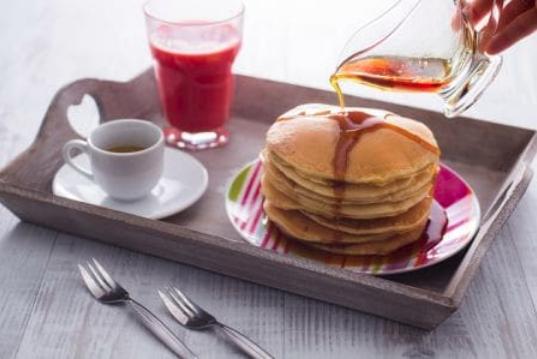 Вкусные блины на молоке - 3 пошаговых рецепта из зарубежья